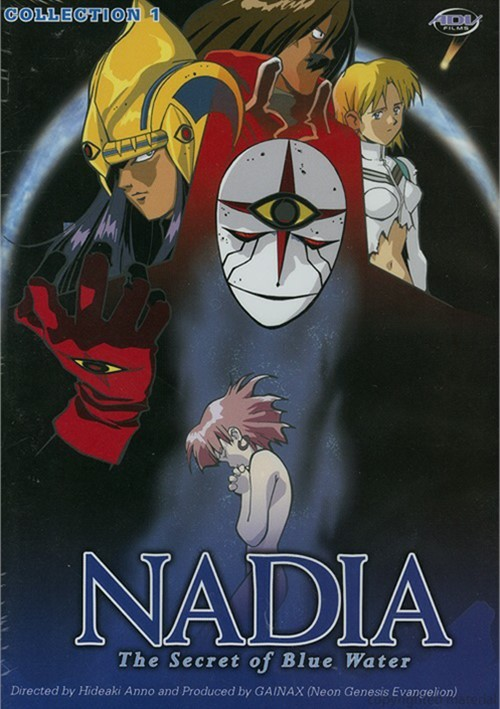Nadia: Secret of Blue Water - Collection 1