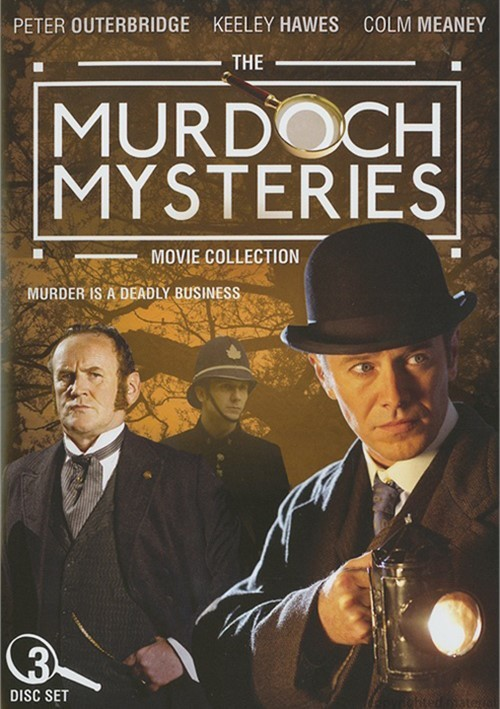 Murdoch Mysteries Movie Collection, The