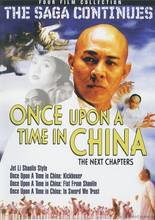 Once Upon a Time in China: Next Chapters Collection