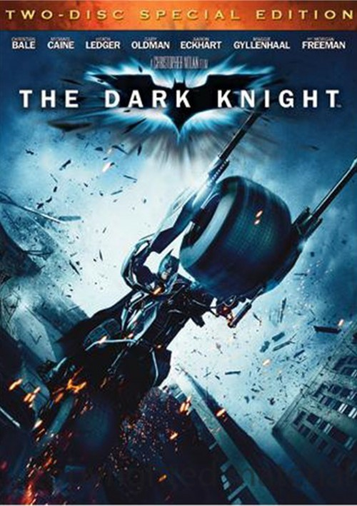 Dark Knight, The: Two-Disc Special Edition