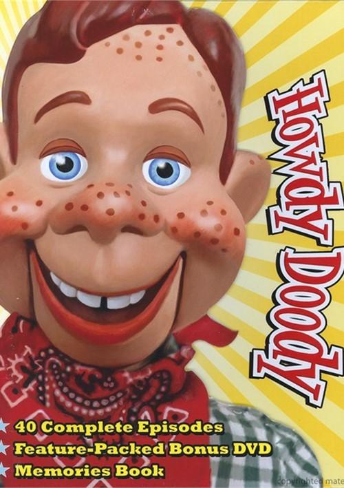 Howdy Doody Show: 40 Episodes 1949-1954