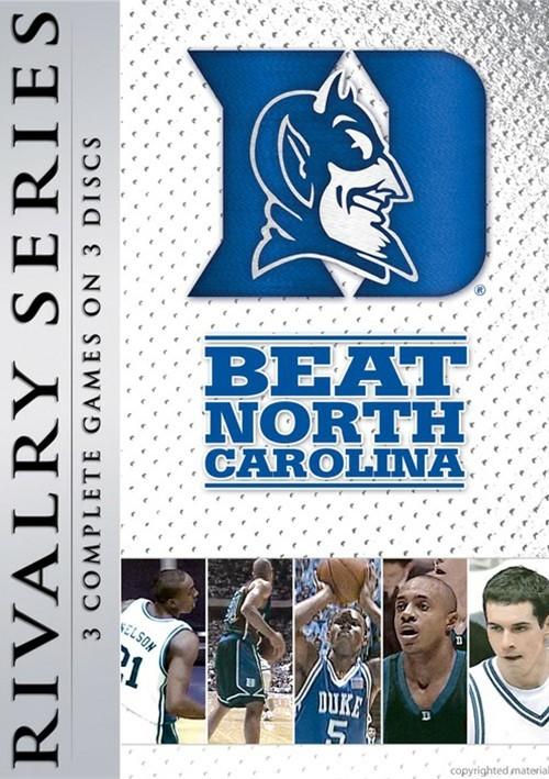 NCAA Rivalry Series: Duke Over UNC