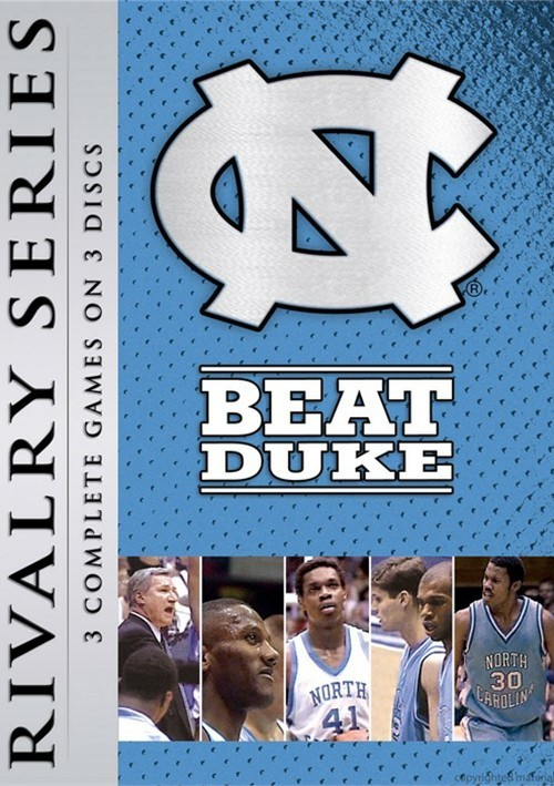 NCAA Rivalry Series: UNC Over Duke