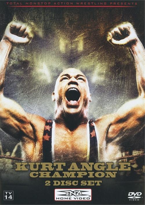 Total Nonstop Action Wrestling: Kurt Angle - Champion