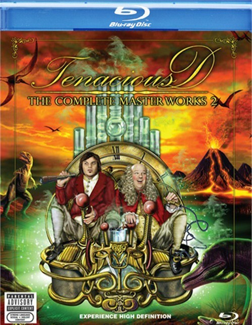 Tenacious D: The Complete Masterworks 2
