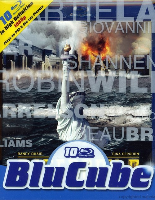 BluCube (10 Pack)
