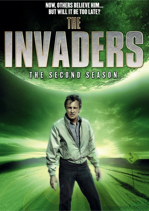 Invaders, The: The Second Season