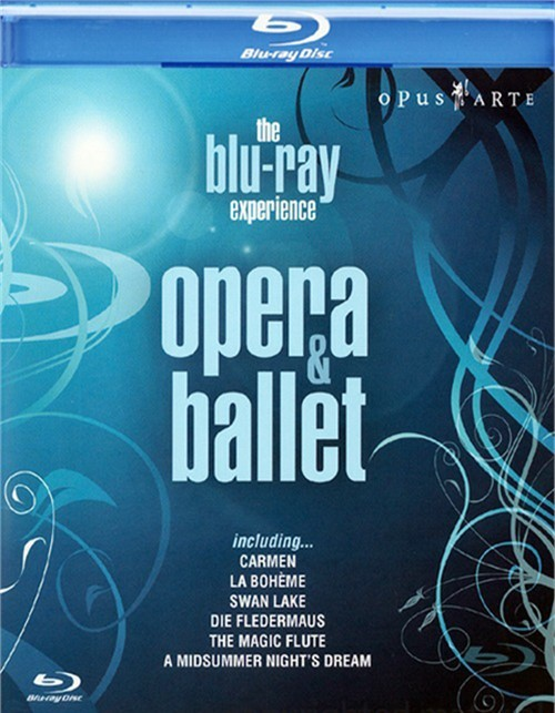 Blu-Ray Experience: Opera And Ballet