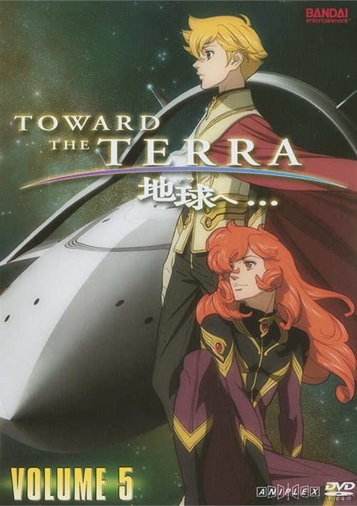 Toward The Terra: Volume 5
