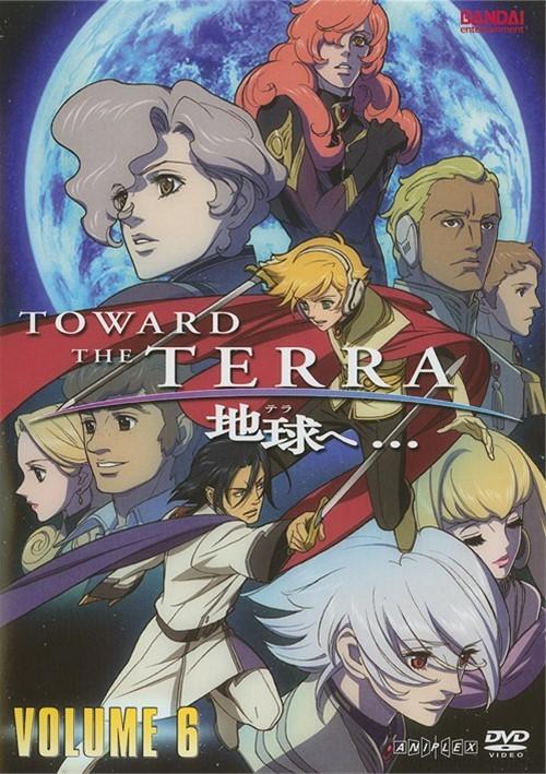 Toward The Terra: Volume 6