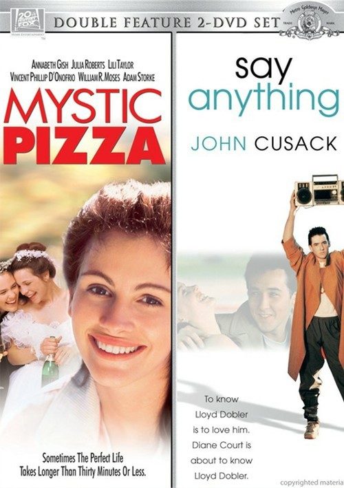 Mystic Pizza / Say Anything (Double Feature)
