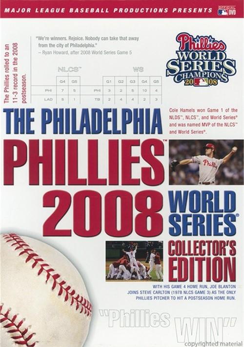 Philadelphia Phillies: 2008 World Series Collectors Edition