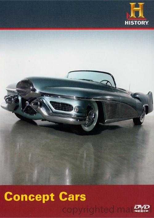 Modern Marvels: Concept Cars