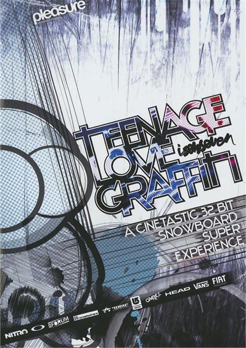 Teenage Love Graffiti