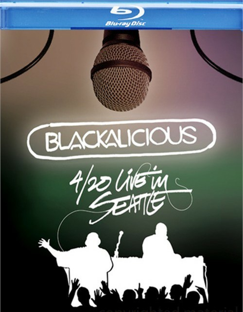 Blackalicious: 4/20 Live In Seattle