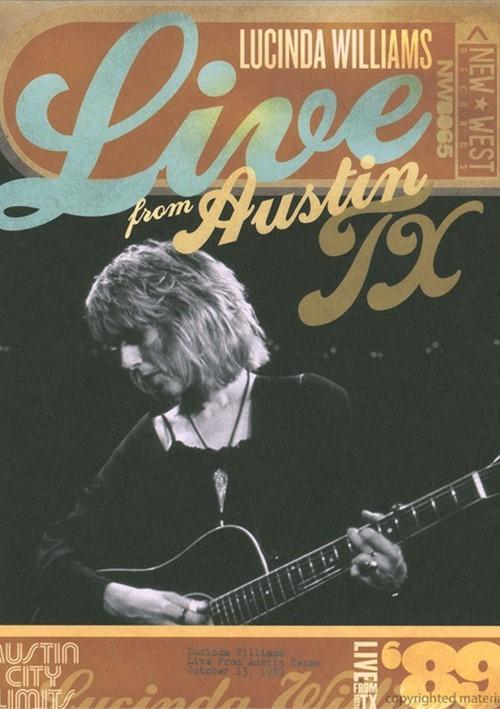 Lucinda Williams: Live From Austin, TX (1989)