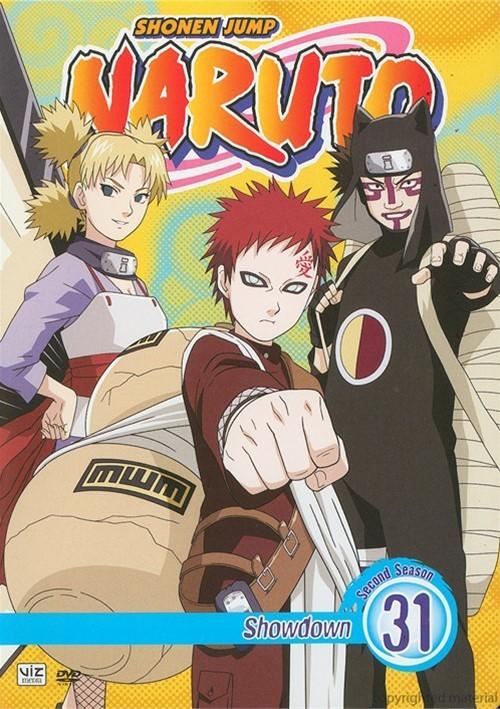 Naruto: Volume 31
