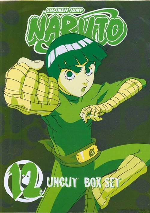 Naruto: Volume 12 - Box Set