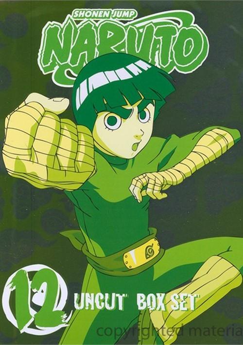 Naruto: Volume 12 - Special Edition Box Set