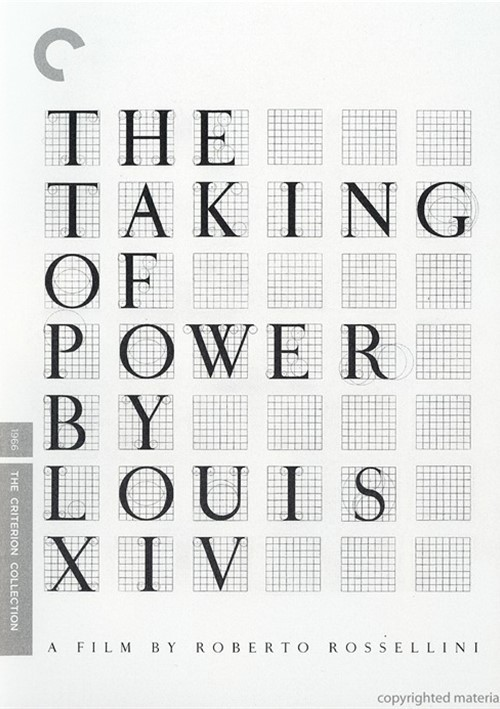Taking Of Power By Louis XIV, The: The Criterion Collection