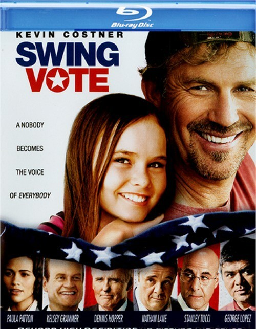 swing vote review Reviews counted: 148 fresh: 57 rotten: 91 critics consensus: despite kevin  costner providing his most charismatic performance in years, swing vote fails to .