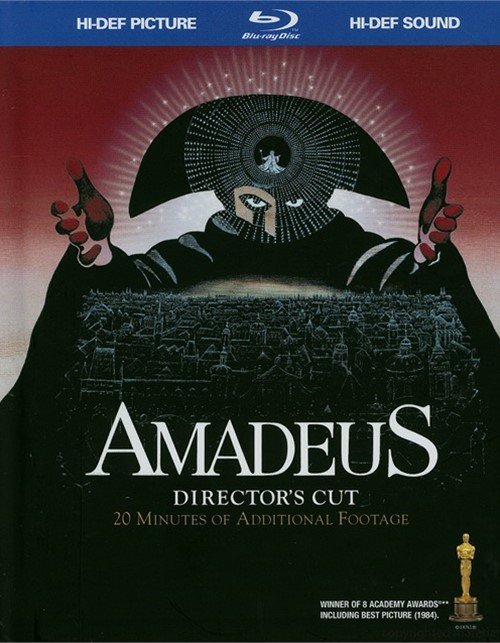 Amadeus: Directors Cut (Digibook)