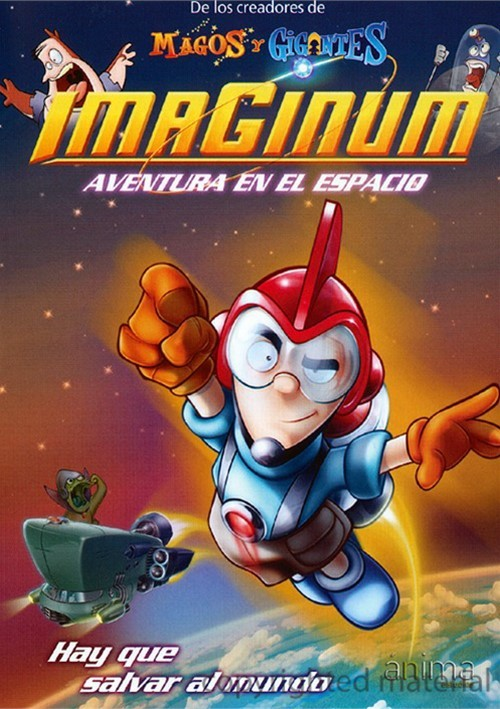 ImaGinum: Aventura En El Espacio