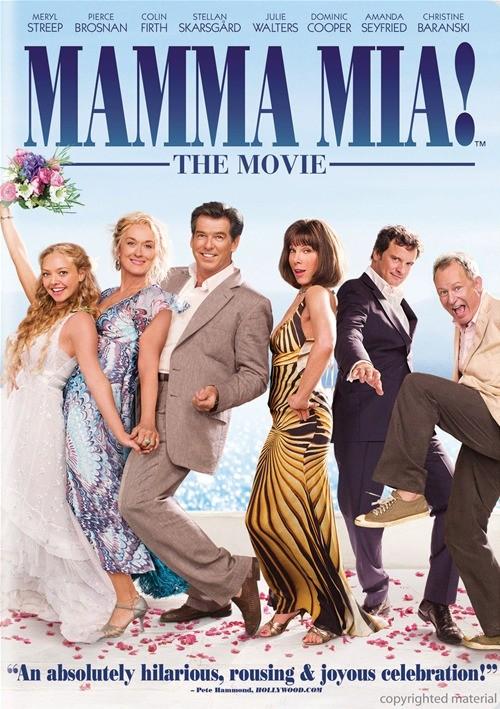 Mamma Mia! (Widescreen)