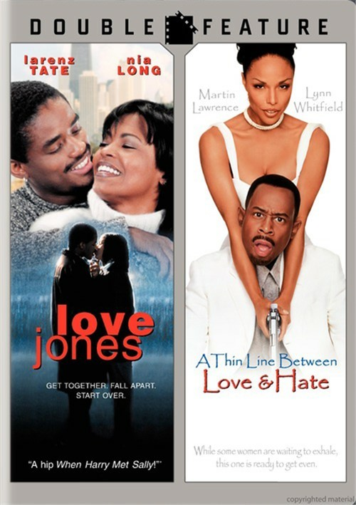 Love Jones / A Thin Line Between Love & Hate (Double Feature)