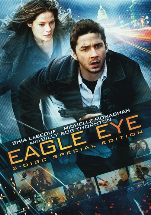 Eagle Eye: 2 Disc Special Edition