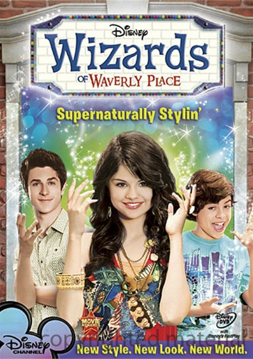 Wizards Of Waverly Place: Supernaturally Stylin
