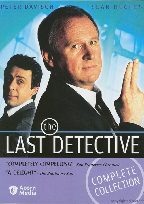 Last Detective, The: Complete Collection