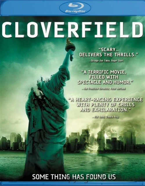 Cloverfield /y Hollow (2 Pack)