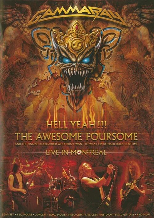 Gamma Ray: Hell Yeah!!!