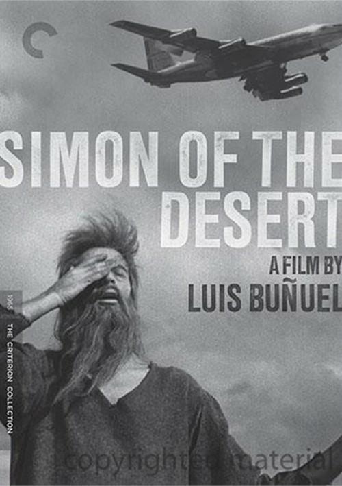 Simon Of The Desert: The Criterion Collection