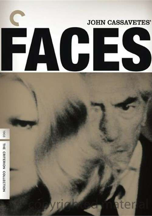 Faces: The Criterion Collection
