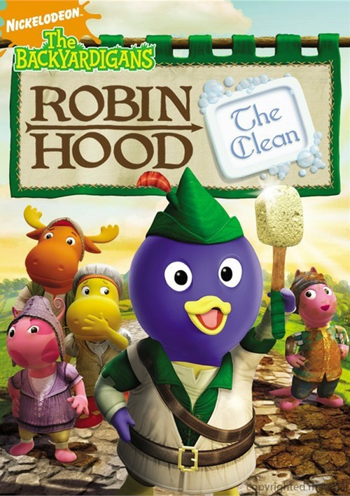 Backyardigans, The: Robin Hood The Clean