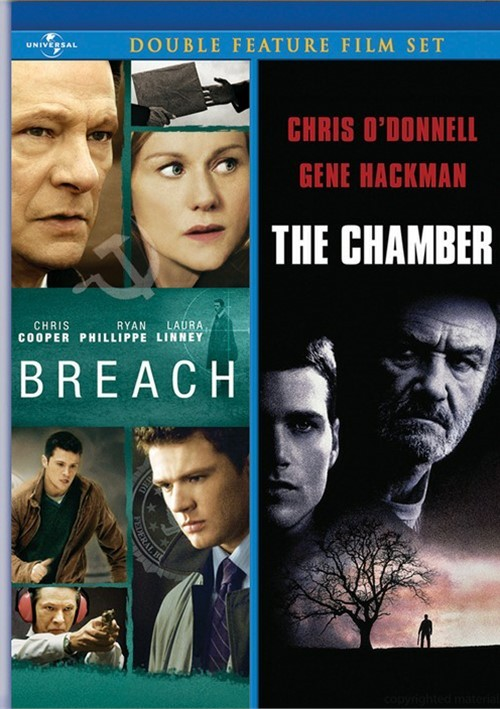 Breach / The Chamber (Double Feature)