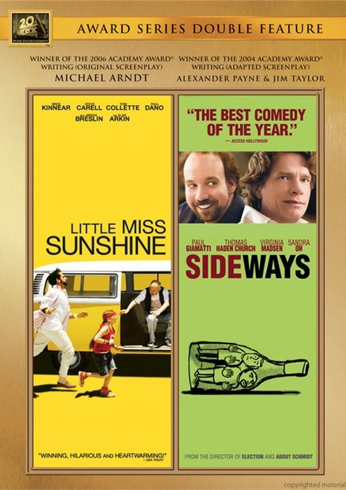 Sideways (Widescreen) / Little Miss Sunshine (Double Feature)