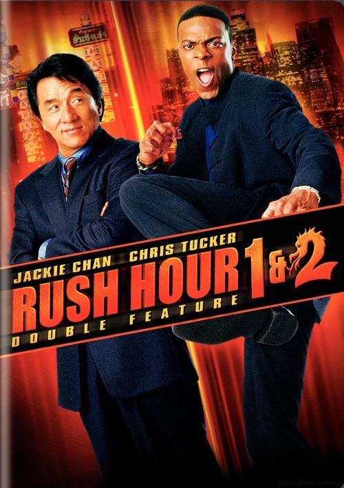 Rush Hour 1 & 2 (Widescreen)