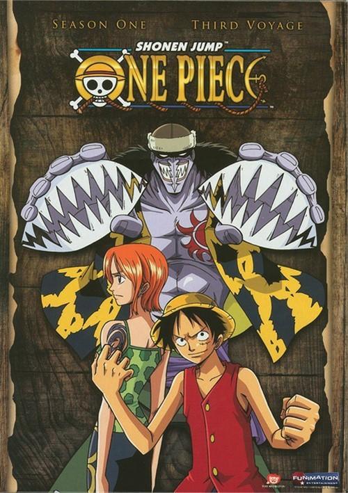 One Piece: Season One - Third Voyage