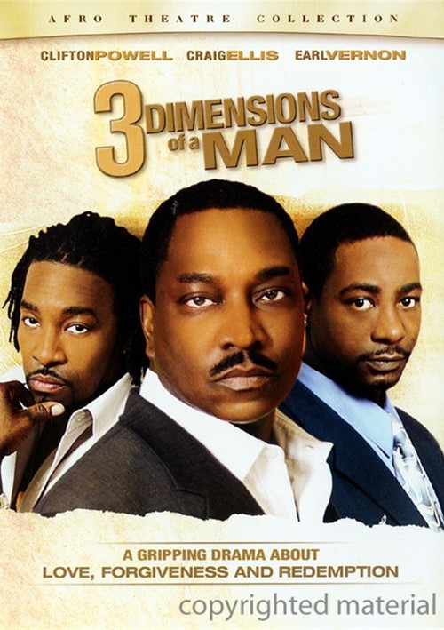 3 Dimensions Of A Man