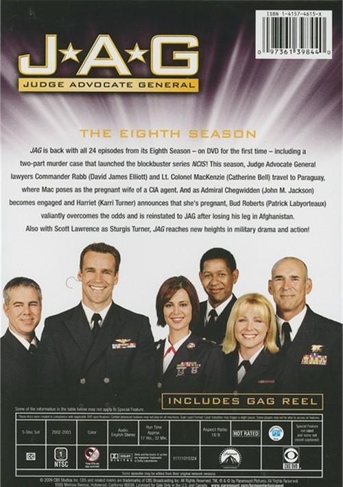 JAG: The Ninth Season (DVD) - Walmart.com