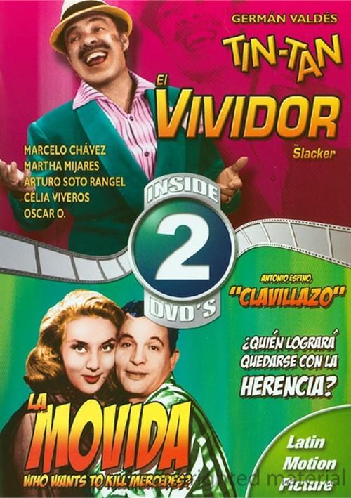 El Vividor (The Slacker) / La Movida (Who Wants To Kill Mercedes?) (Double Feature)