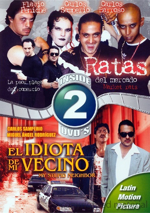 Ratas Del Mercado (Market Rats) / El Idiota De Mi Vecino (My Stupid Neighbor) (Double Feature)
