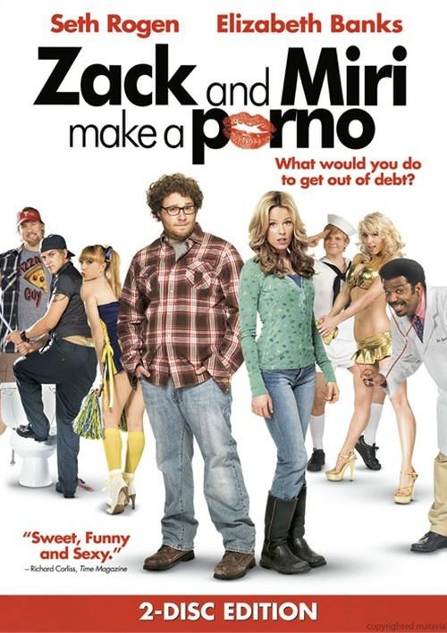 Zack And Miri Make A Porno: 2 Disc Edition