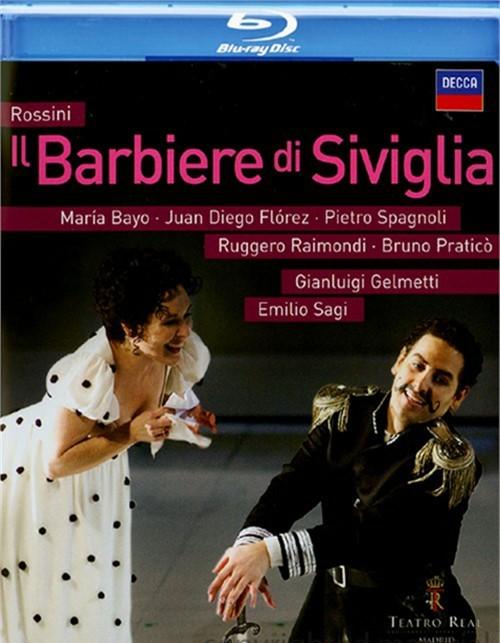 Rossini: Il Barbiere Di Siviglia - Bayo, Florez, Spagnoli, Gelmetti