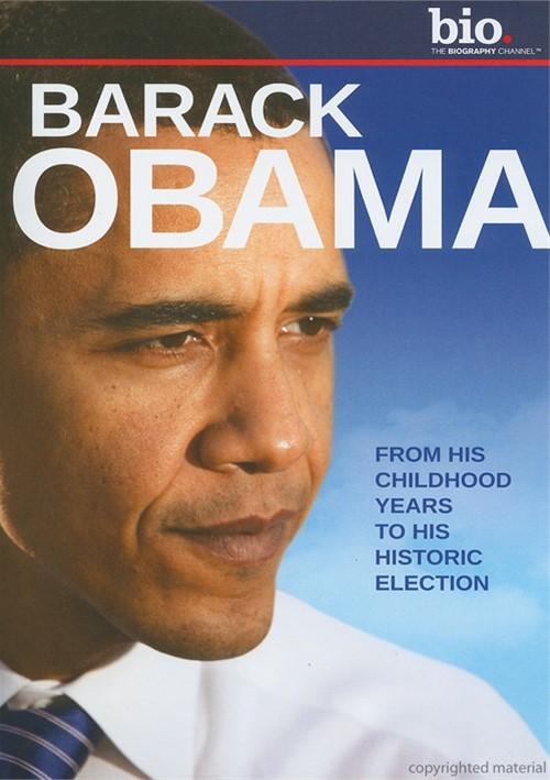 Biography: Barack Obama - Inaugural Edition