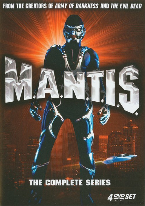 M.A.N.T.I.S.: The Complete Series