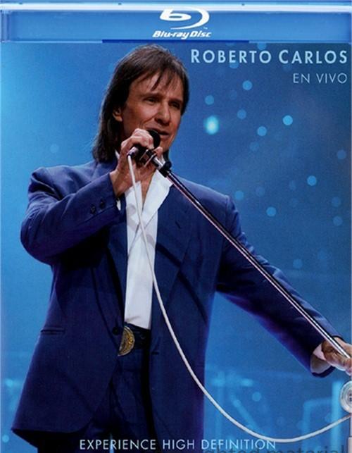 Roberto Carlos: En Vivo